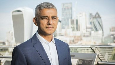 Photo of London mayor Sadiq says Covid-19 deaths show inequality in UK, calls for action