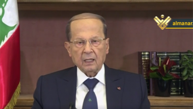 Photo of President Aoun Calls for Escalating Anti-coronavirus Measures