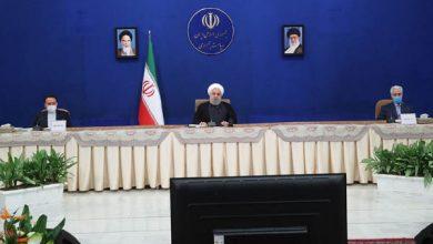 Photo of President Rouhani hails Iranians good performance in anti-coronavirus campaign