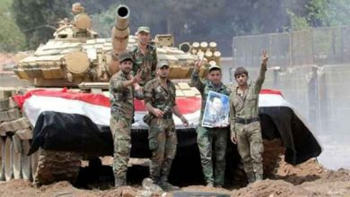 Photo of Syria vows fight against 'American, Turkish, Israeli occupiers'