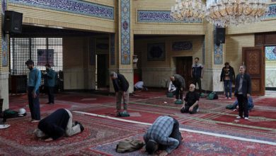 Photo of Mosques in Iran re-open from Today
