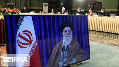 Photo of Ayatollah Khamenei: West doesn't want its virus failures to be seen