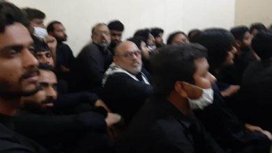 Photo of Shikarpur Police open fire on Shia mourners, detain dozens, FIR Ledged