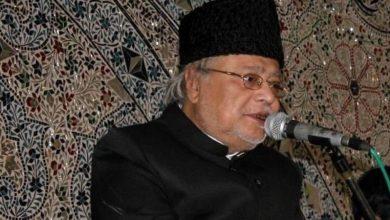 Photo of Allama Talib Jauhari passes away in Karachi