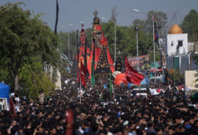 Photo of 9th Muharram processions held across country