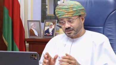 Photo of Oman names new FM day after phone call with Israel's Ashkenazi