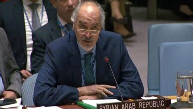 Photo of Al-Jaafari: Some UNSC States Undermine Political Process in Syria