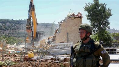Photo of Thousands of Palestinian homes in occupied al-Quds face demolition threat: PA official