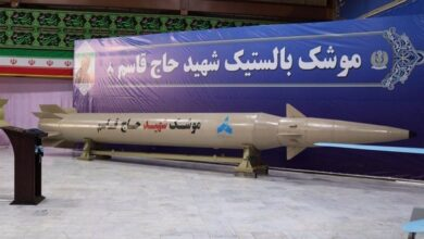 Photo of Iran unveils ballistic, cruise missiles on Defense Industry Day