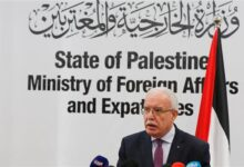Photo of Palestine gives up Arab League Council presidency over UAE-Bahrain-Israel normalization agreements