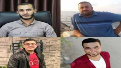 Photo of Four Palestinians killed after Israeli airstrike on Gaza