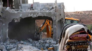Photo of Israeli demolitions displaced over 800 Palestinian this year: Advocacy group