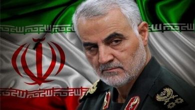 Photo of Martyr Soleimani played 'pivotal role in fight against ISIL'