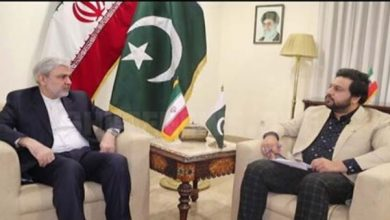 Photo of Ambassador Hosseini highlights joint cooperation of Iran Pakistan and China