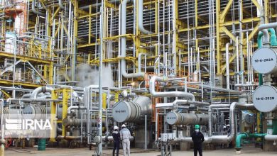 Photo of Over $1bn worth of Iranian petrochemical plants come on line