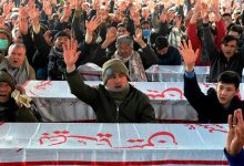 Photo of Mourners agree to call off Quetta sit-in, burial to be held today