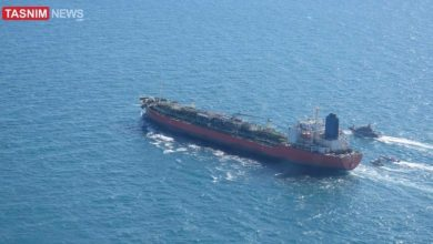 Photo of Iran's IRGC impounds South Korean-flagged tanker in Persian Gulf over environmental violations