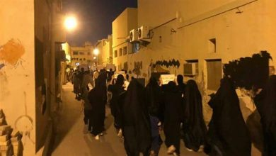 Photo of Bahraini people hold rallies to demand release of prisoners amid pandemic