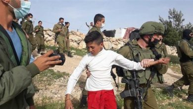 Photo of Israeli forces detained 230 Palestinian minors since January: Rights group