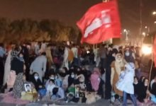 Photo of Sit-in against 'enforced disappearances' of Shia persons continues