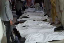 Photo of Death toll rises to 85 in Afghanistan girls' school bomb attack