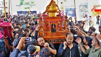 Photo of Over 200 mourning processions to be taken out today in Hyderabad