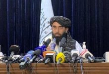 Photo of US occupation over, Afghanistan no longer a battlefield: Taliban in 1st presser