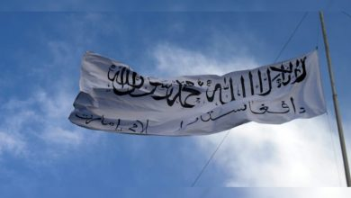 Photo of Taliban flags found hoisted on rooftop of Jamia Hafsa building in Islamabad; terror feared spread among citizens