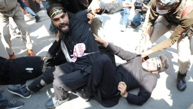 Photo of Police attack Muharram procession in India-controlled Kashmir