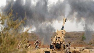 Photo of Saudi launches artillery attack on Yemen's Saada province