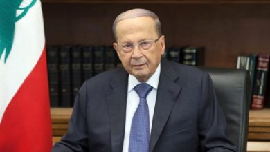 Photo of 'We will get out of hell,' Aoun says after new Lebanese government formed